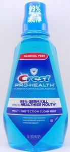 ОПОЛАСКИВАТЕЛЬ Crest PRO-HEALTH Multi-Protection Rinse Clean Mint - 1 л