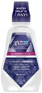 ОПОЛАСКИВАТЕЛЬ CREST 3D WHITE 32 унции RINS Fresh Mint  950 мл