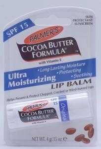 БАЛЬЗАМ для губ  PALMERS COCOA BUTTER  SPF-15, 4г