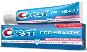 Зубная паста CREST  PRO-HEALTH SENSITIVE +ENAMEL SHIELD SMOOTS MINT 130г