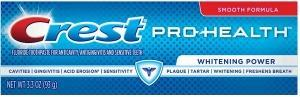 Зубная паста Crest Pro-Health Whiteting Power 93г